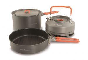 Fox Zestaw Naczyń Cookware Cookset Set Medium
