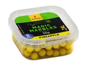 Browning Kulki Magic Marbles Yellow Pineapple 10mm