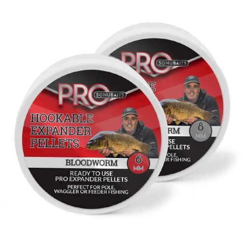 Sonubaits Pro Hook Expander 8mm - Bloodworm